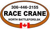 Race crane logo